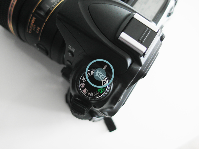 DSLR-Zeitautomatik