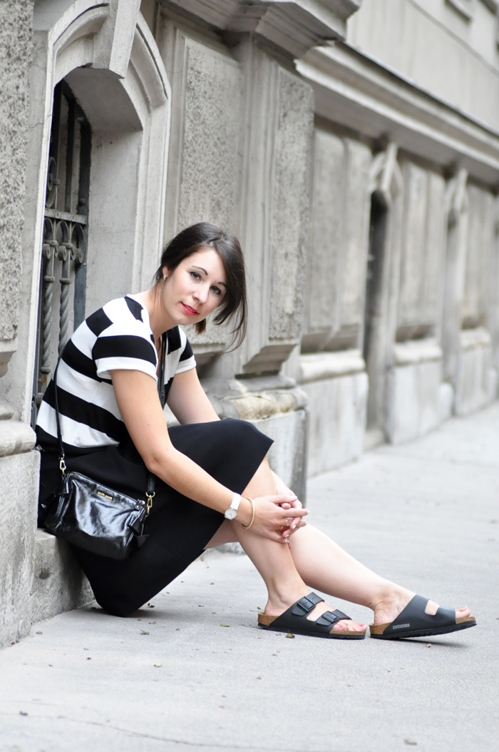 3 Blogger 9 Outfits Birkenstock Style Inspiration
