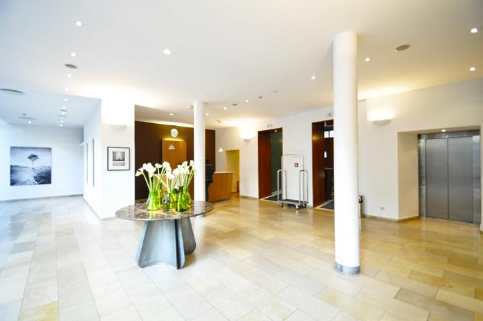 Wien_Hotel_Das_Triest_Lobby