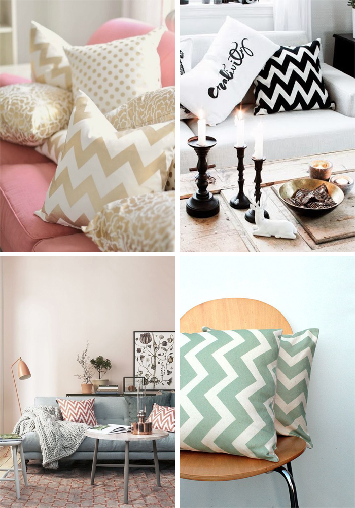 Chevron Pillow-1
