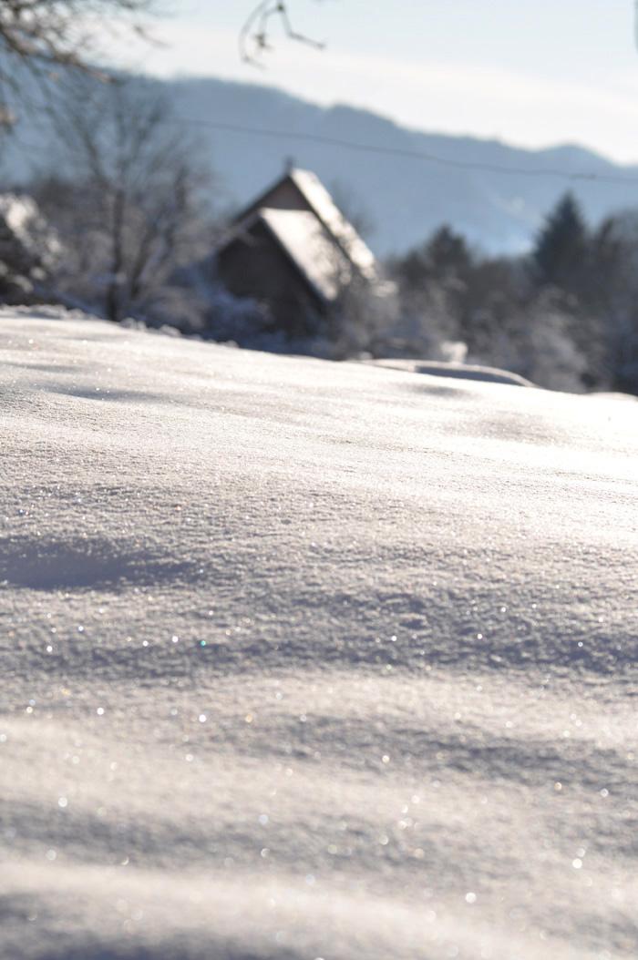 Winter-Schnee-Foto