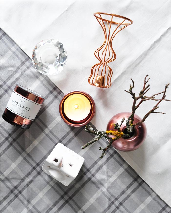 Home Inspiration Kupfer Accessoires 16