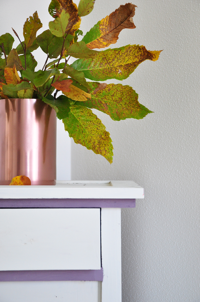 Home Inspiration Kupfer Accessoires 2