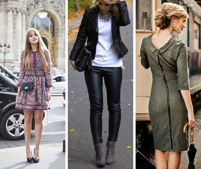 Tweed Outfit Inspiration 2