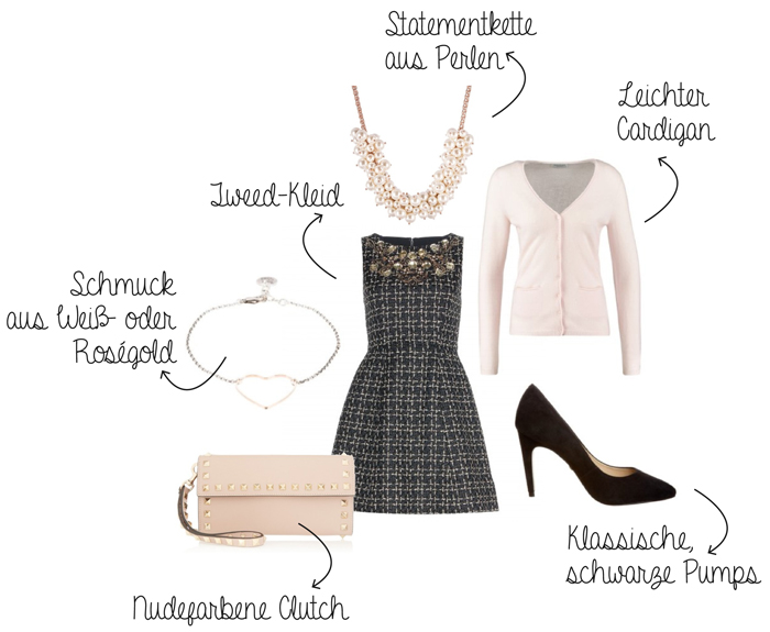 Tweed Outfit Inspiration 4