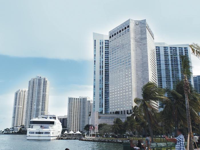 Miami_Intercontinental-Hotel_Reisetipps_Reisebericht 1