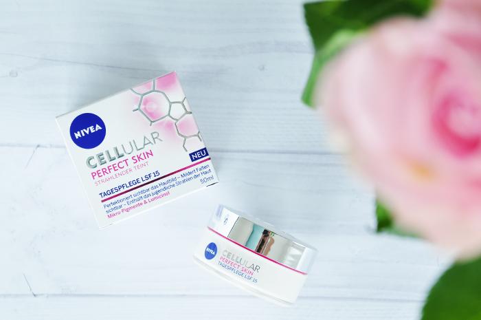 Nivea Cellular Perfect Skin Tagespflege