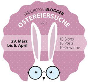 Blogger Ostereiersuche 2015