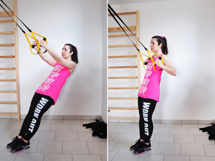 TRX Training Uebung B2