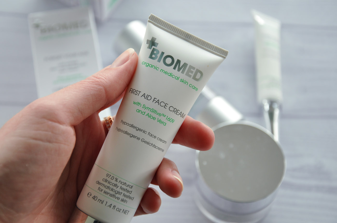 Biomed First Aid Face Cream Review