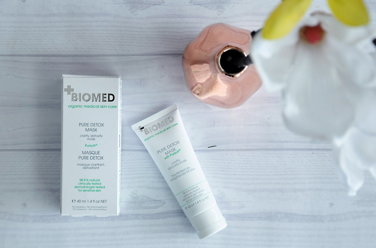 Biomed Pure Detox Maske