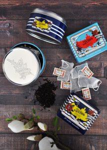 Kusmi Tea Cocktail Mojito Rezept mit der Jean Paul Gaultier Designer Collection
