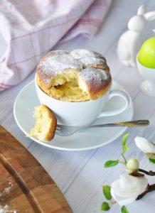 Rezept für Oster Buchteln mit Marmeladenfüllung