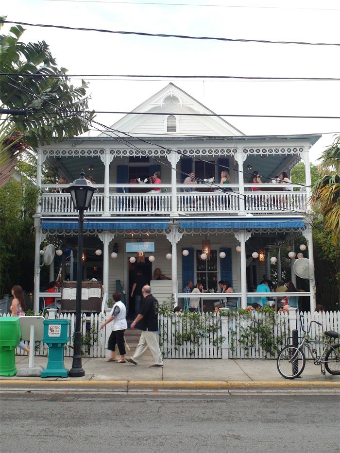 Reisebericht Key West Essen Restaurants