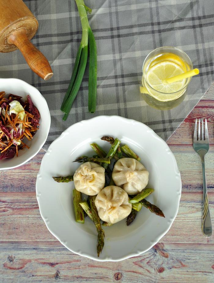 Rezept Dumplings Gampfgarer 1