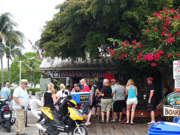 Urban Coffe Queen Key West
