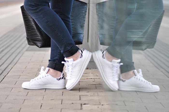 adidas stan smith white sneaker trend