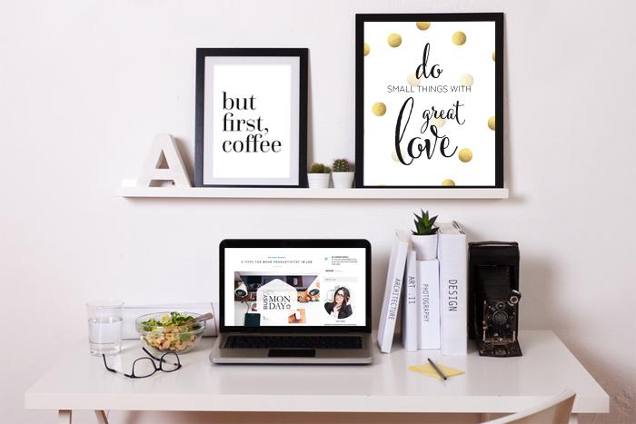 Motivationssprüche für den Schreibtisch