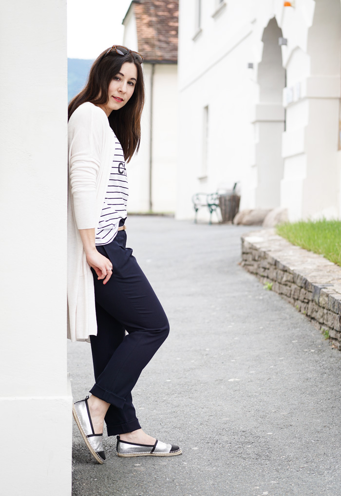 Outfit Fashion Blog Graz Espadrilles