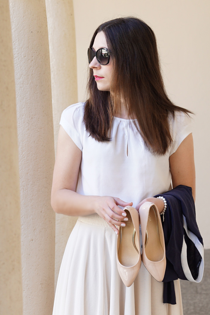 Summer whites Outfit