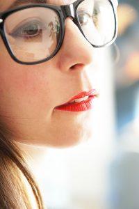 Bella Pierre Ruby Lipstick Swatch 2