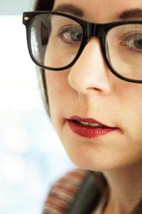 Revlon Colorburst Lipstick Plum Swatch 2