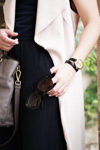 7 ways to wear aermelloser Trenchcoat