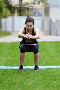 Fitness Uebung Lets Bands Lady Set 6
