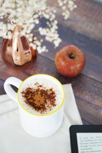 Apfel Mandel Chai Latte 4