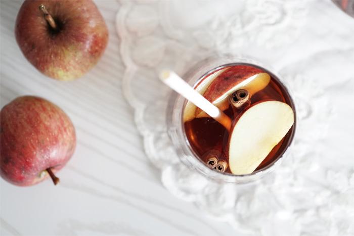 Apfel-Zimt-Tee 4