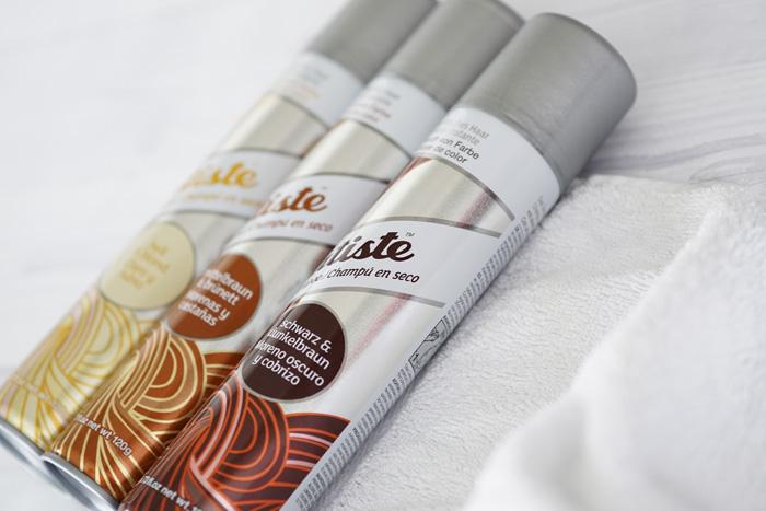 Batiste Hint of Colour Dry Shampoo 1