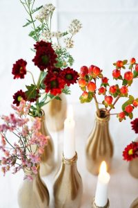 party diy with bottles