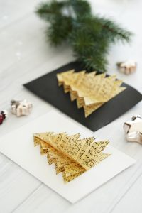 DIY selbstgemachte Weihnachtskarten 6