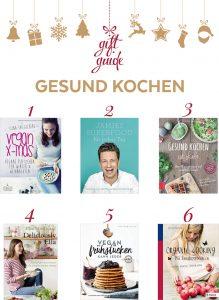 Gift Guide Buchempfehlung Gesund Kochen