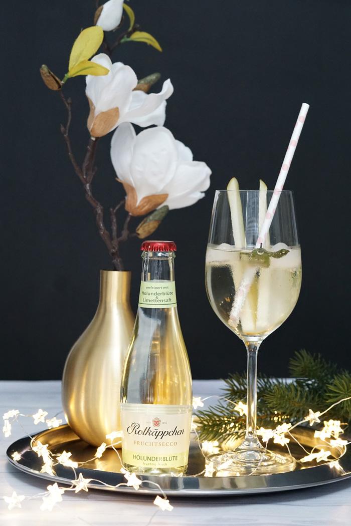 fairy light jars winter cocktails 7