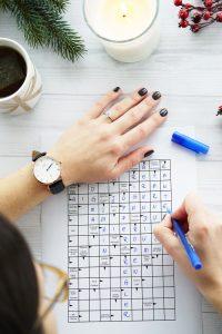 15 Minuten Auszeit Kreuzworträtsel
