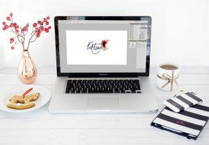 Bloglogo Handschrift