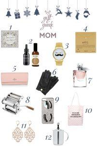 Gift Guide Mom Geschenksideen Mutter