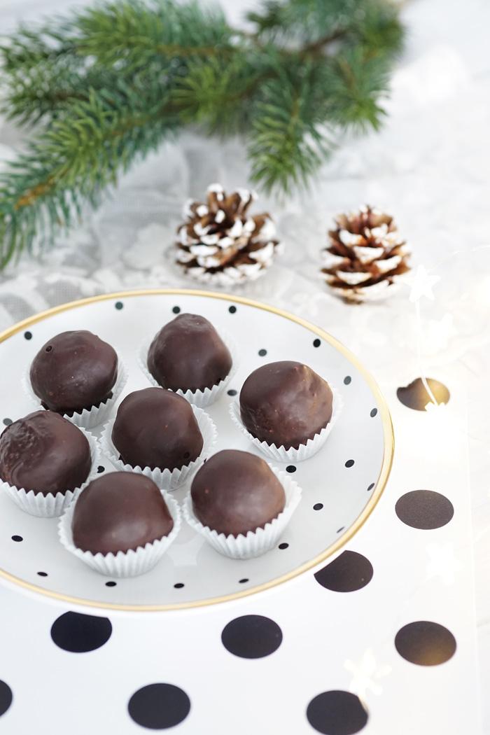 gesunde kekse matcha kokos truffles 4