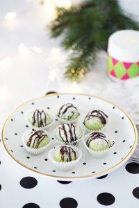 gesunde kekse matcha kokos truffles 6