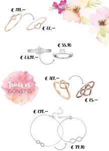 Valentinstag Gesschenk Ideen Schmuck