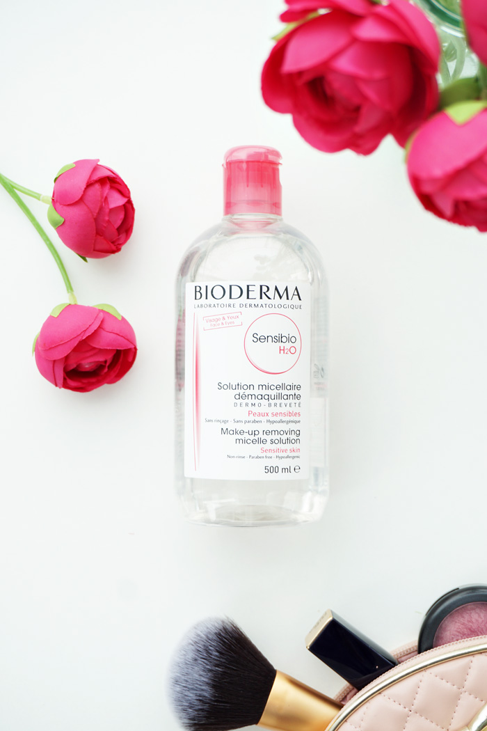 Bioderma Sensibio Mizellen Review