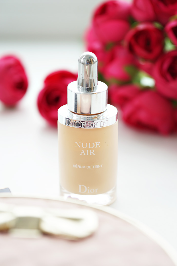Dior Nude Air Foundation Review