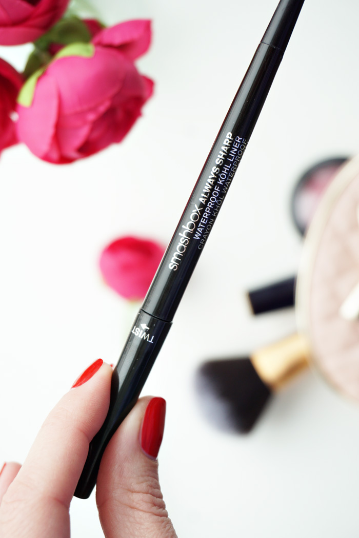 Smashbox Always Sharp Waterproof Kohl Liner Review