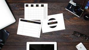 Blogger Planer Kalender 2016