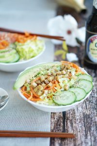 Food Blog Oesterreich Sushi Bowl Rezept 3