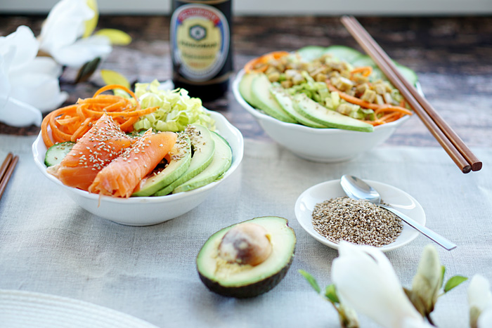 Food Blog Oesterreich Sushi Bowl Rezept 5