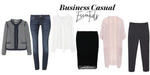 Business Casual Essentials.indd