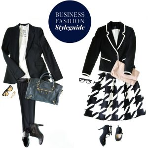 Business Fashion Styleguide