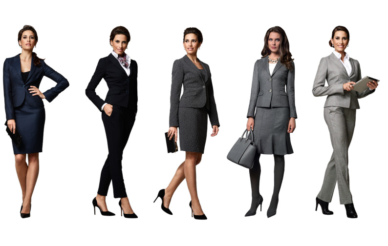 Business Fashion Styleguide Business Formal